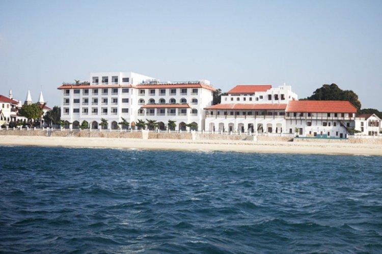 Le Park Hyatt Zanzibar se situe sur le littoral de Stone Town. - © HYATT HOTEL & RESORT