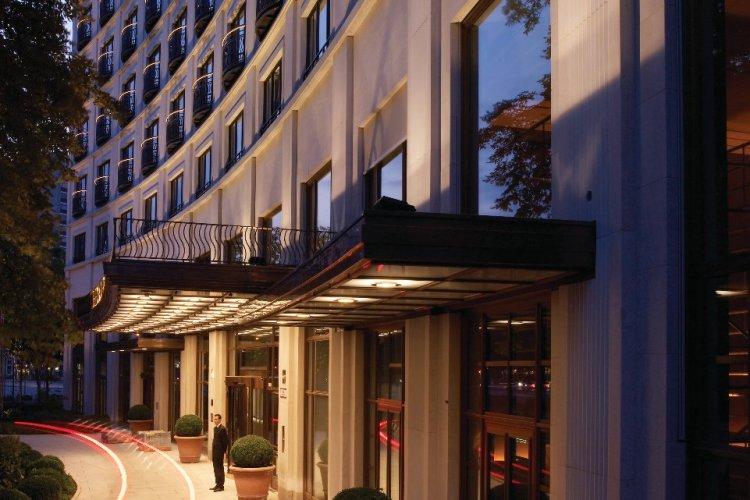 Façade du Charles Hôtel Munich - © Charles Hotel Munich