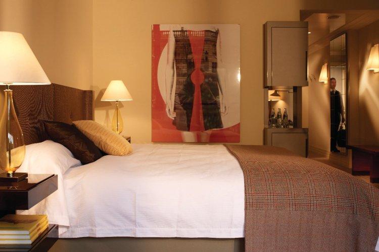 Une chambre standard du Charles Hotel Munich - © Charles Hotel Munich