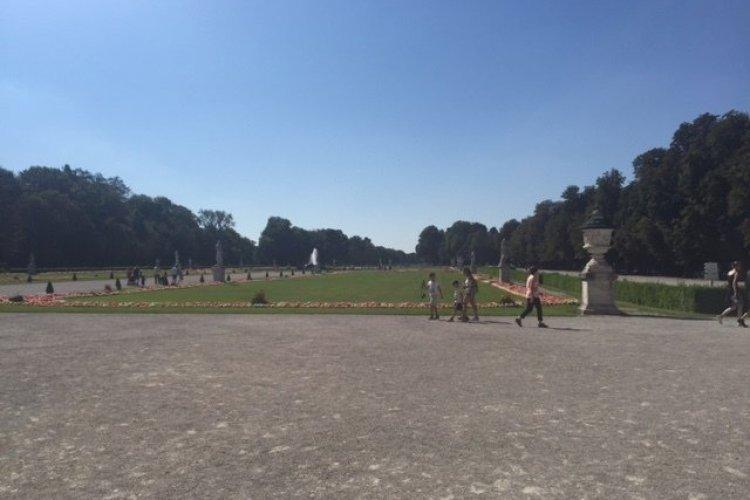 Jardins du Chateau de Nymphenburg - © Saliha HADJ-DJILANI