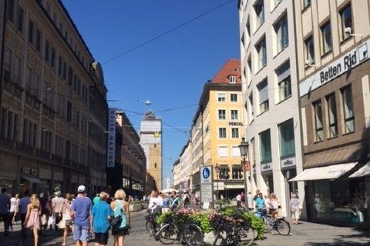 Centre-ville historique de Munich - © Saliha HADJ-DJILANI