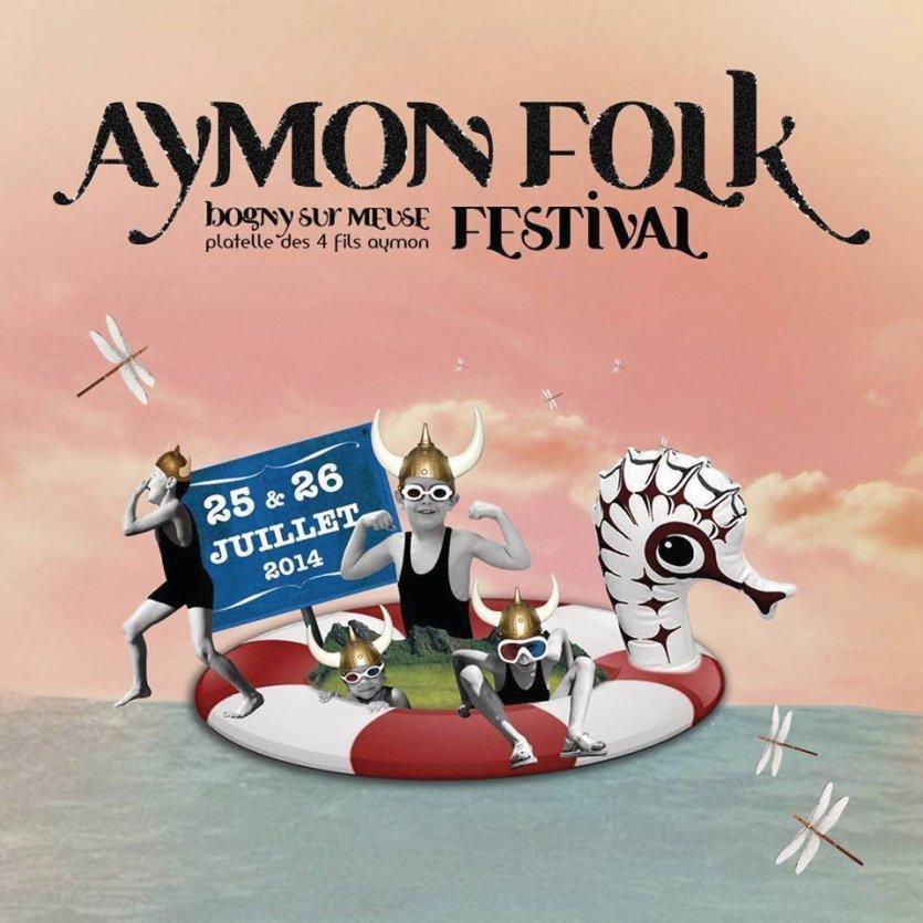 - © aymonfolkfestival