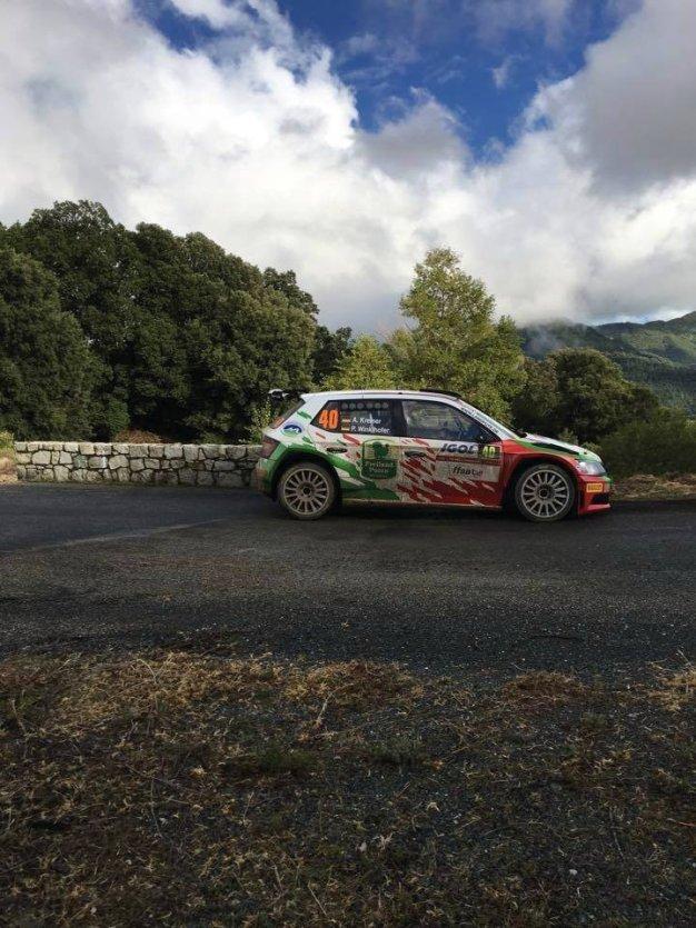 Le Tour De Corse 11 176 Manche Du Championat De Monde Wrc