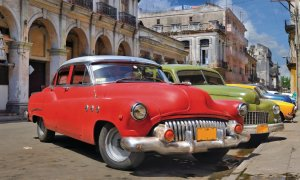 Rue de La Havane.