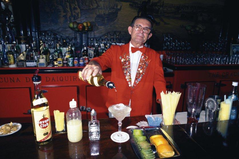 Bar El Floridita.