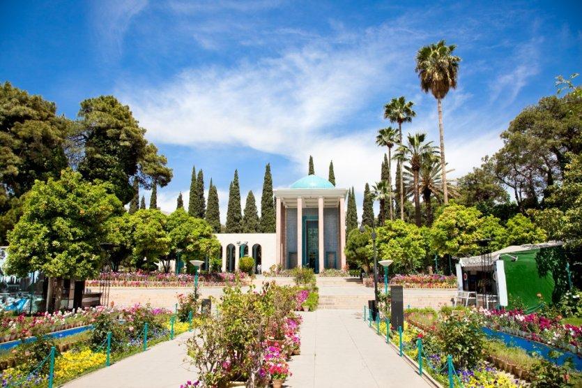 Mausolée de Hafez, Chiraz. - © Aleksandar Todorovic / Shutterstock.com