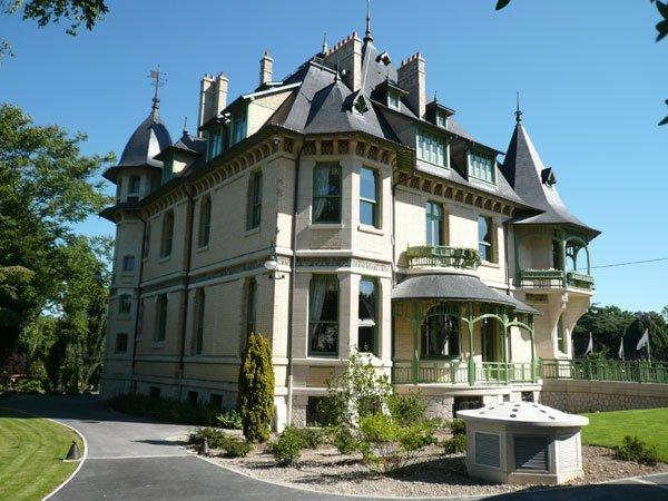 Henry vasnier la villa demoiselle de reims reims 51100 for Boutique hotel reims