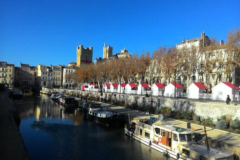 Marché de Noël de Narbonne. - © D.R.