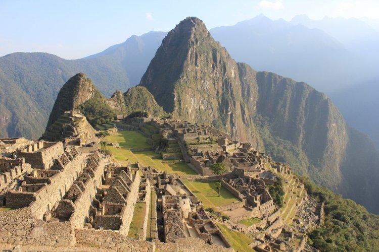 Le site du Machu Picchu. - © François BRIANCON