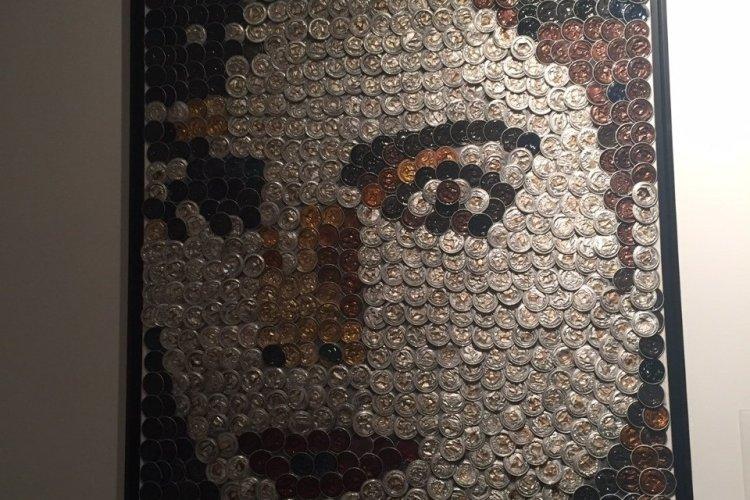 Michael Jackson par Marie-Pierre Macquet-France Pavilion - © Saliha HADJ-DJILANI