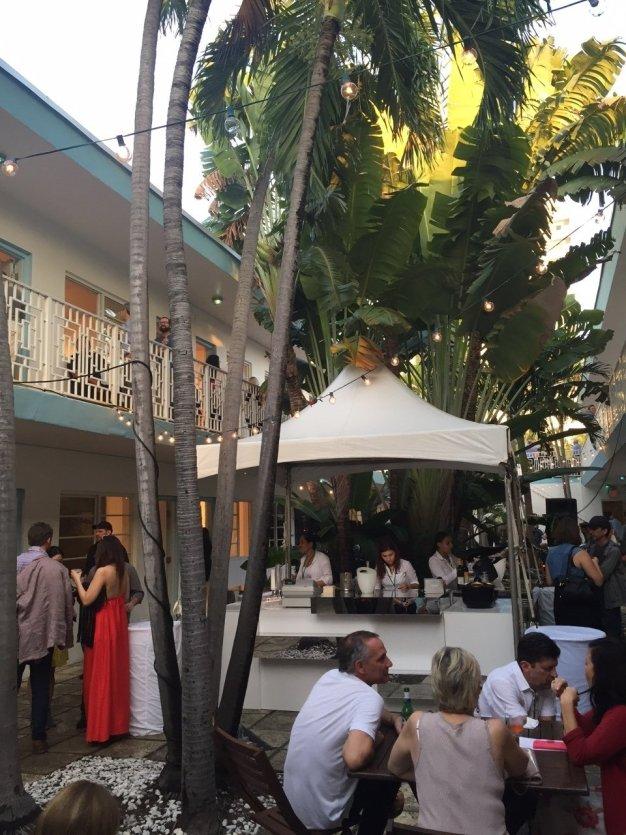 Aqua art Miami-Hotel Aqua
