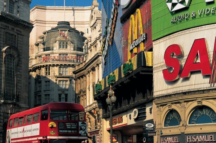 Londres Capitale Mondiale Des Soldes Londres