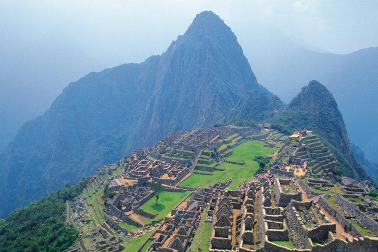 La cité perdue de Machu Picchu. - © Author's Image
