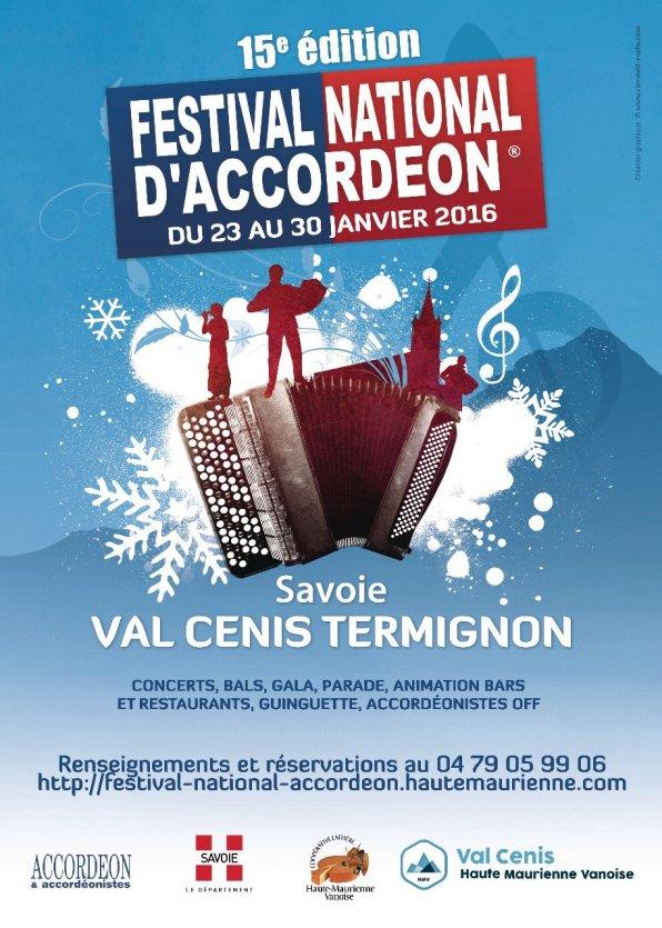 - © Festival national d'accordéon