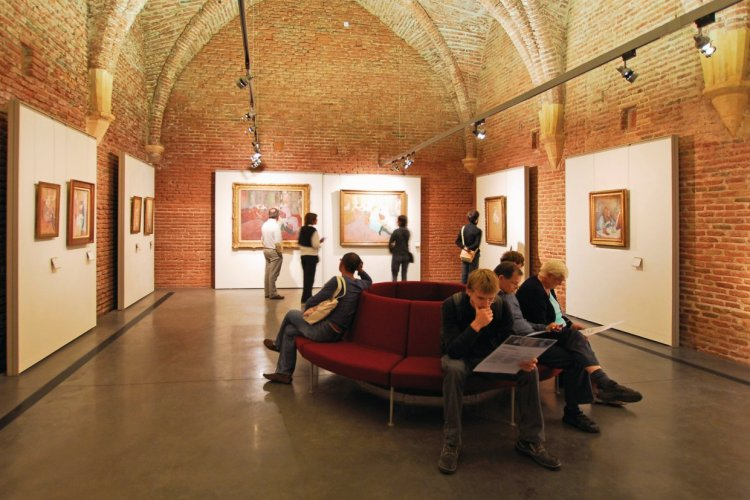 - © François Pons, musée Toulouse-Lautrec, Albi, Tarn