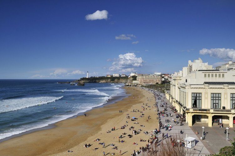 Biarritz. - © Yvon52 - Shutterstock.com
