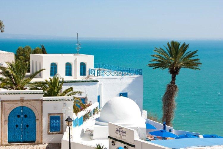 Sidi Bou Said. - © JetKat - Shutterstock.com