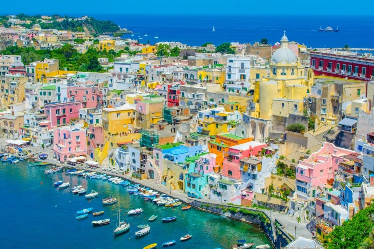 Procida près de Naples. - © Pavel dudek - Shutterstock.com