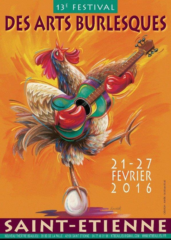 - © Festivals des arts burlesques