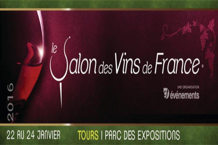 Magazine tours 37000 le salon des vins de france for Salon des vins de france