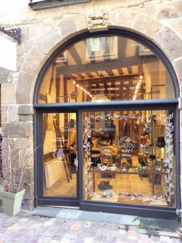 La boutique éphémère LeCoq Gadby - © LeCoq Gadby