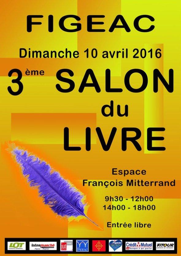 Salon du livre de figeac figeac 46100 for Salon du livre france
