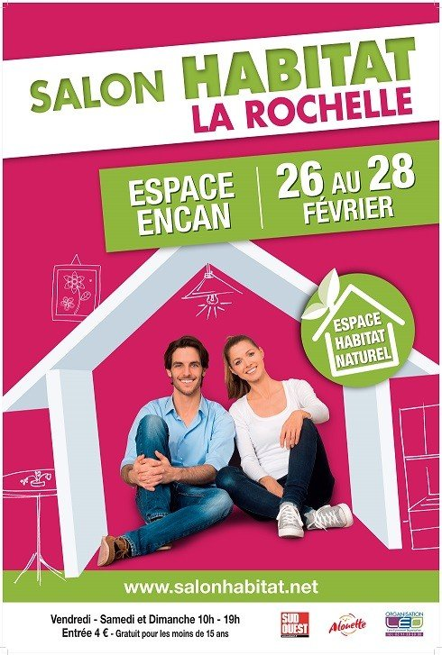 Salon habitat la rochelle magazine la rochelle 17000 for Salon habitat