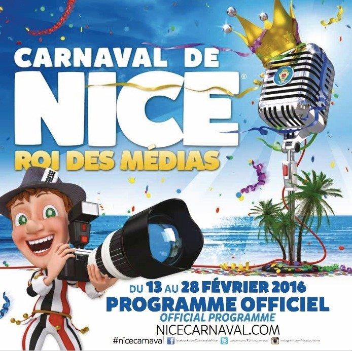Carnaval de Nice 2016 - © Ville de Nice