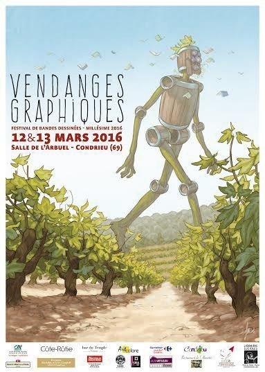 - © Vendanges graphiques