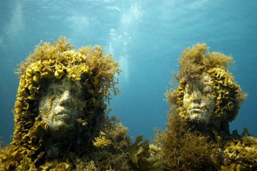 Museo subacuático Lanzarote