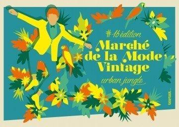 - © Marché de la mode vintage
