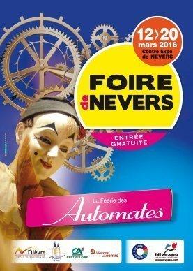 Foire exposition de nevers magazine nevers 58000 for Foire de nevers
