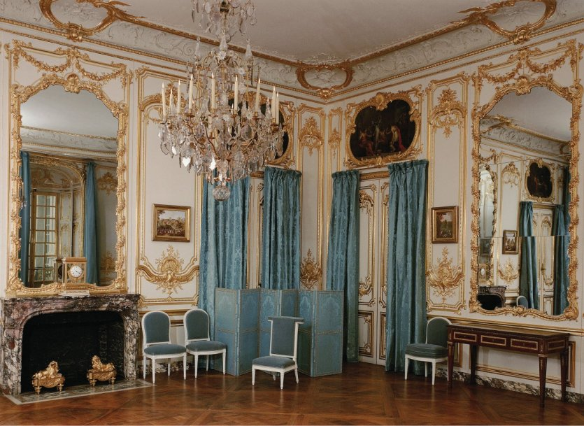 Versailles une visite royale versailles 78000 for Salon de versailles