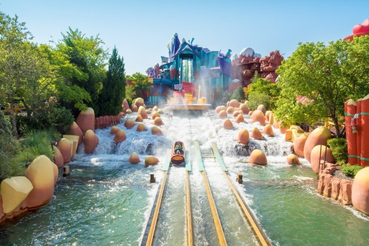 Des attractions incroyables ! - © DR