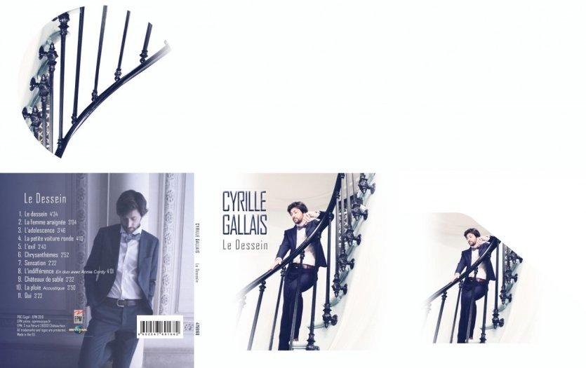 Cyrille GALLAIS, dédicace son nouvel album a la Librairie COSMOPOLITE
