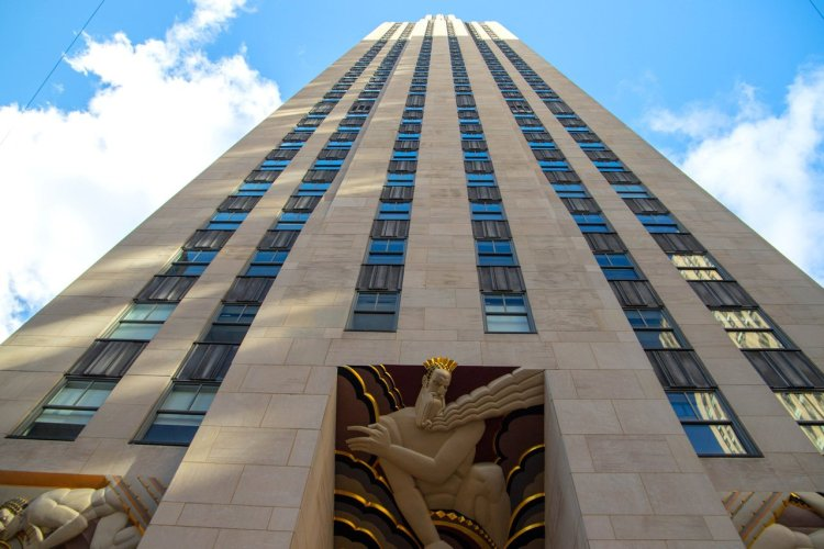 Rockefeller Center - © Marina Monroe - Shutterstock.com