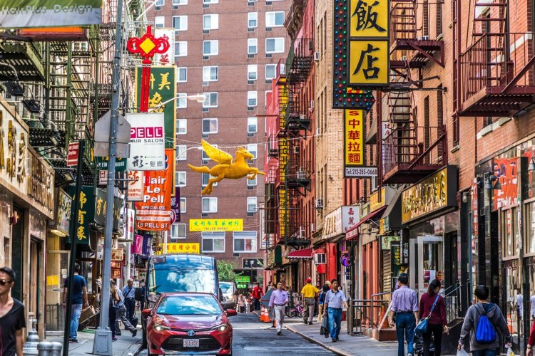 Chinatown - © travelview - Shutterstock.com