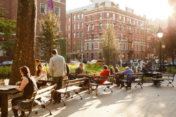 Greenwich Village - © DW labs Incorporated - Shutterstock.com