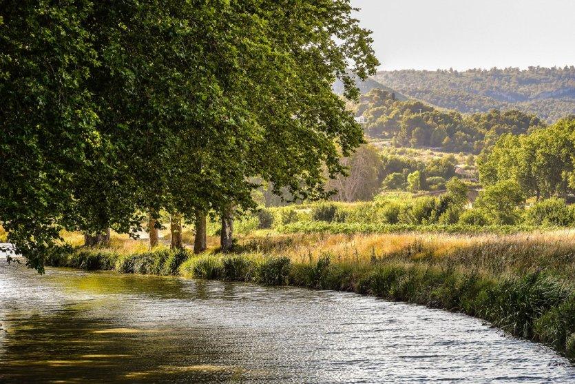 Canal du Midi - © Claude Cruells