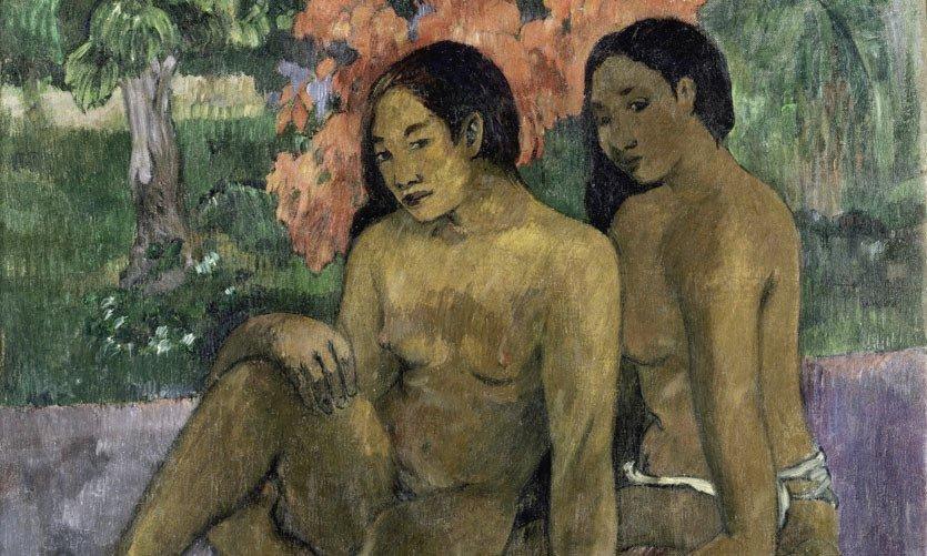 Et l'or de leur corps .Paul Gauguin. - © RMN Grand Palais, musée d'Orsay, photo Hervé Lewandowski