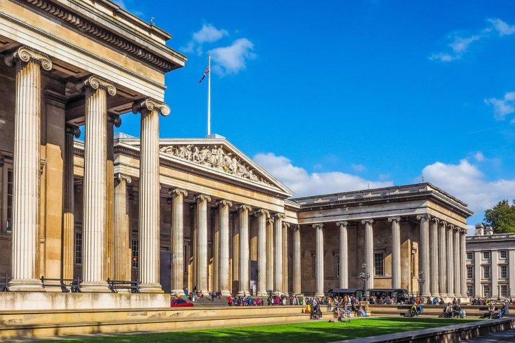 British Museum - © Claudio Divizia - Shutterstock.com