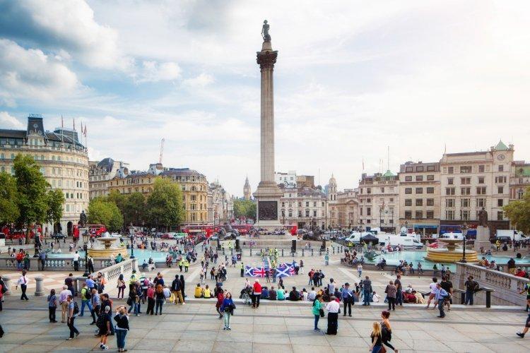 Trafalgar Square - © Nicolas McComber