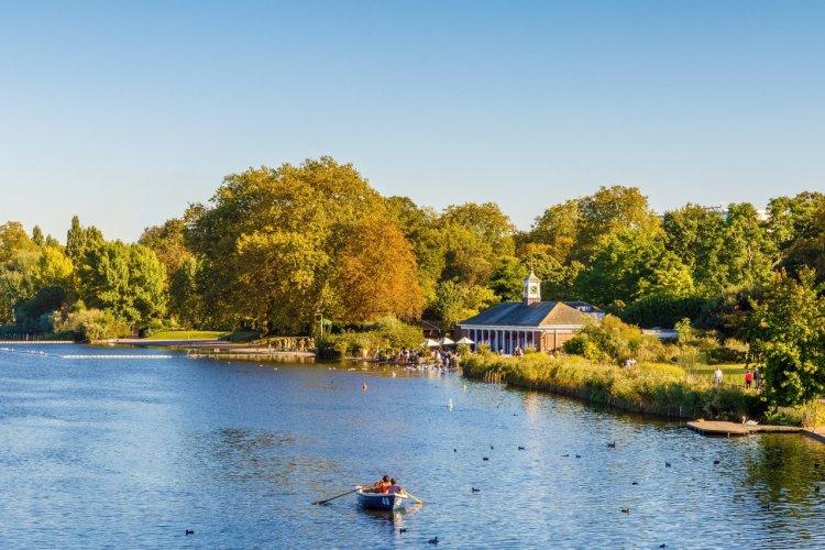 Hyde Park - © Wei Huang - Shutterstock.com
