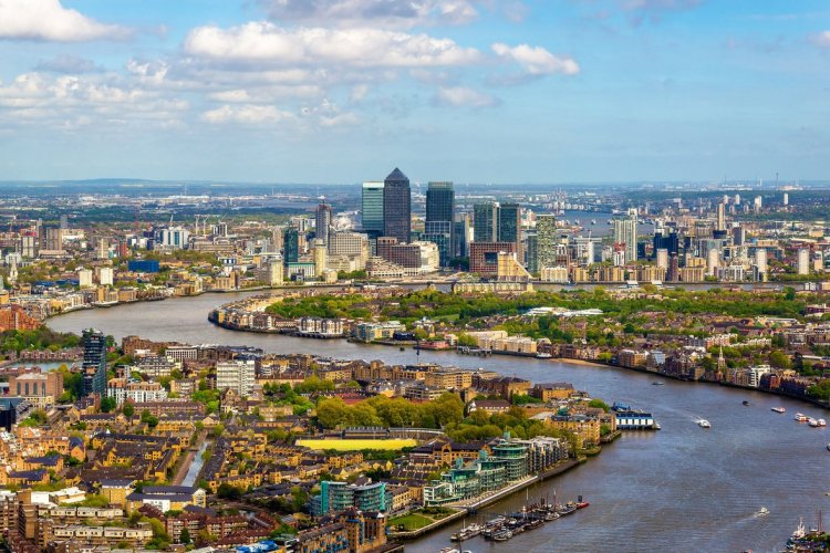 The view from the shard - © Leonid Andronov - Shutterstock.com
