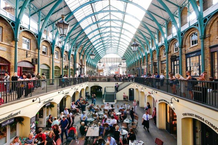 Covent Garden - © alice-photo Shutterstock.com