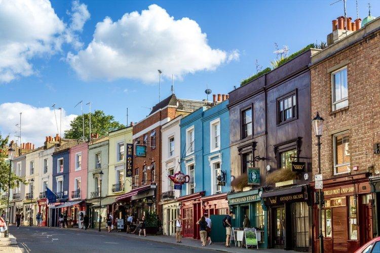 Notting Hill - © QQ7 - Shutterstock.com