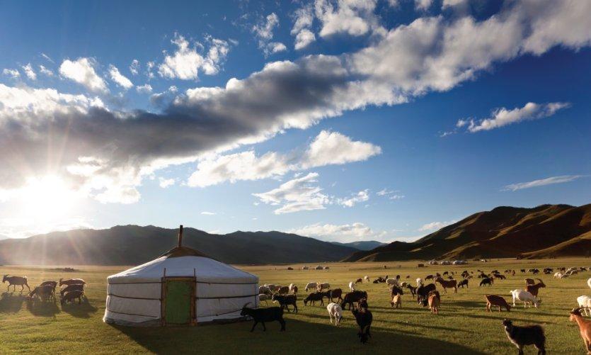 Mongolie, la grande aventure