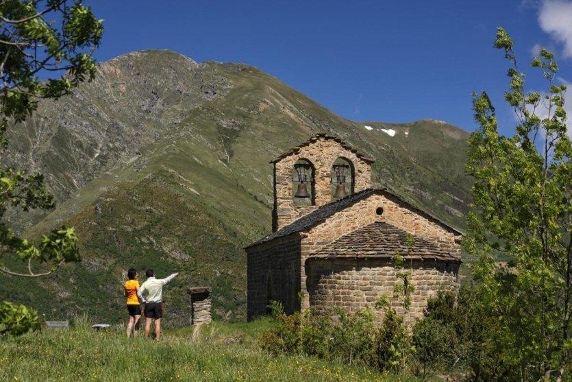 Vall de Boí dans les Pyrénées. - © D.R.