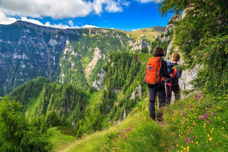 Randonnée sur les monts Bucegi. - © Gaspar Janos - Shutterstock.com