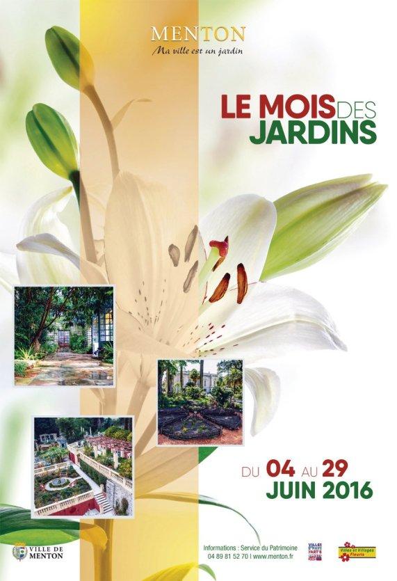 Rendez-vous aux jardins à Menton - © Ville de Menton